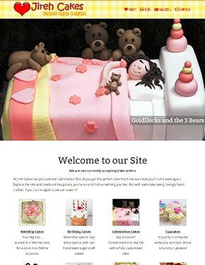 Cedar-Design-Jireh-Cakes-Web-Design
